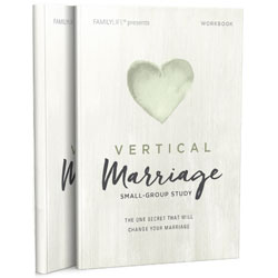 Vertical Marriage Small Group Workbook Set