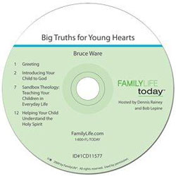 Big Truths for Young Hearts - Audio CD
