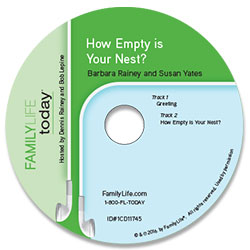How Empty is Your Nest? - Audio CD