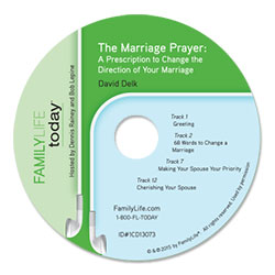 The Marriage Prayer - Audio CD