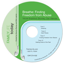 Breathe: Finding Freedom Abuse - Audio CD