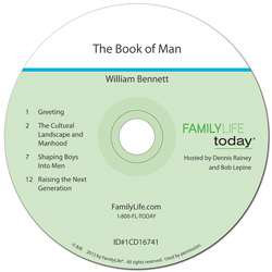 The Book of Man (Audio CD)
