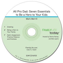 All Pro Dad - Audio CD