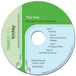 The Vow - Audio CD