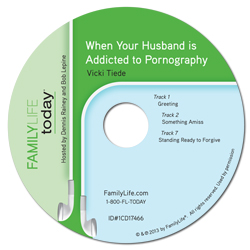 When Your Husband Is Addicted to Pornography - Audio CD