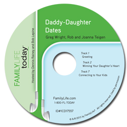 Daddy-Daughter Dates - Audio CD