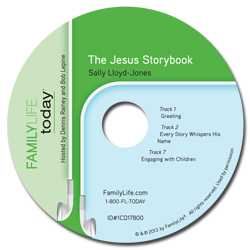 The Jesus Storybook Bible - Audio CD