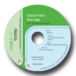 Grace Filled Marriage - CD