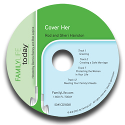 Cover Her - Audio CD