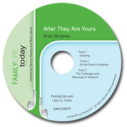 After They Are Yours - Audio CD