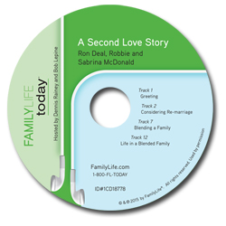 A Second Love Story - Audio CD