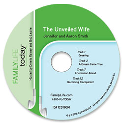 The Unveiled Wife - Audio CD