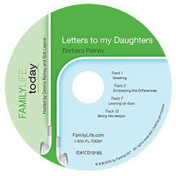 Letters to My Daughters - Audio CD