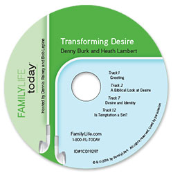 Transforming Desire - Audio CD