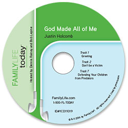 God Made All of Me - Audio CD