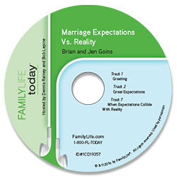 Marriage Expectations vs. Reality - Audio CD
