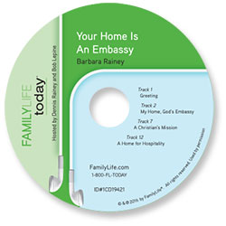 Your Home Is An Embassy - Audio CD