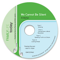 We Cannot Be Silent - Audio CD