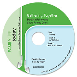 Gathering Together - Audio CD