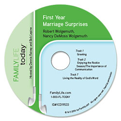 First Year Marriage Surprises - FLT CD