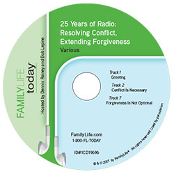 25 Years of Radio: Resolving Conflict, Extending Forgiveness - FLT CD