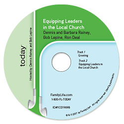 Equipping Leaders in the Local Church - audio CD