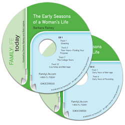 The Early Seasons of a Woman's Life - Audio CD