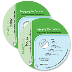 Engaging the Culture - Audio CD