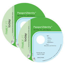 Passport2Identity™ - Audio CD