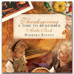 Thanksgiving: Time Remember CD