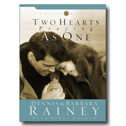 Two Hearts Praying as One - Hardcover