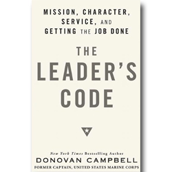 The Leader's Code - Hardcover