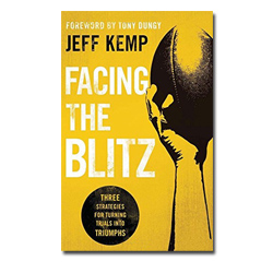 Facing the Blitz - Hardcover