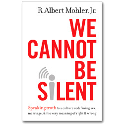 We Cannot Be Silent