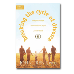 Breaking the Cycle of Divorce - Paperback