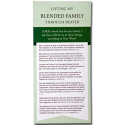 Lifting My Blended Family Through Prayer