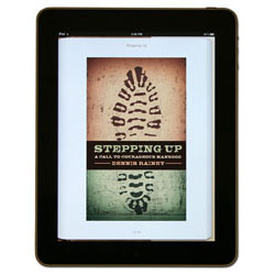 Stepping Up - eBook