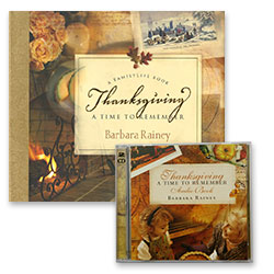 Thanksgiving: A Time to Remember--Kit
