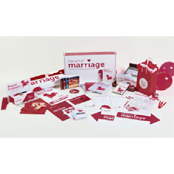 The Art of Marriage® Event Kit with Date Night Addition Big Box