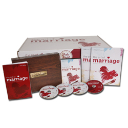 The Art of Marriage® Event Kit with Date Night Addition Small Box