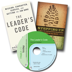 The Leader's Code Bundle