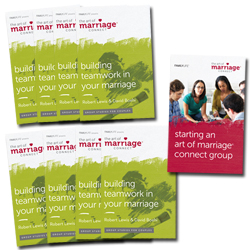Building Teamwork in Your Marriage Starter Pack