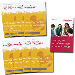 Resolving Conflict in Your Marriage Starter Pack