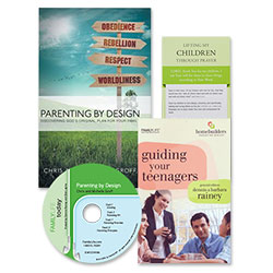 Parenting by Design Special Offer