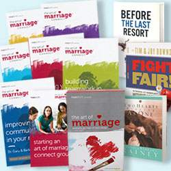 Marriage Ministry Pack with The Art of Marriage Small-Group Kit