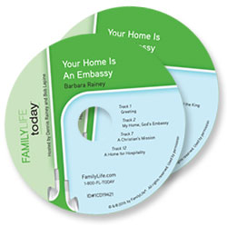 Making Your Home an Embassy - 2 CD Set