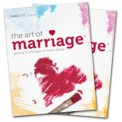 The Art of Marriage® Video Event Couple's Set-Workbooks