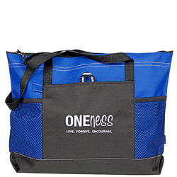 Oneness Blue Tote Bag