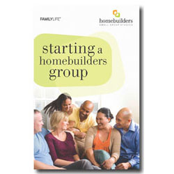 Starting a Homebuilders Group - PDF
