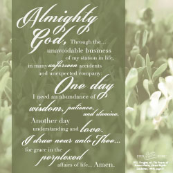 Almighty God - Ever His Prayer PDF